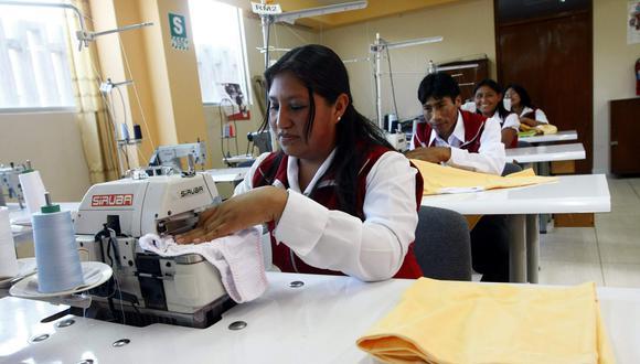 Impulsar la formalización de las pequeñas empresas es un punto crucial. (Foto: GEC)