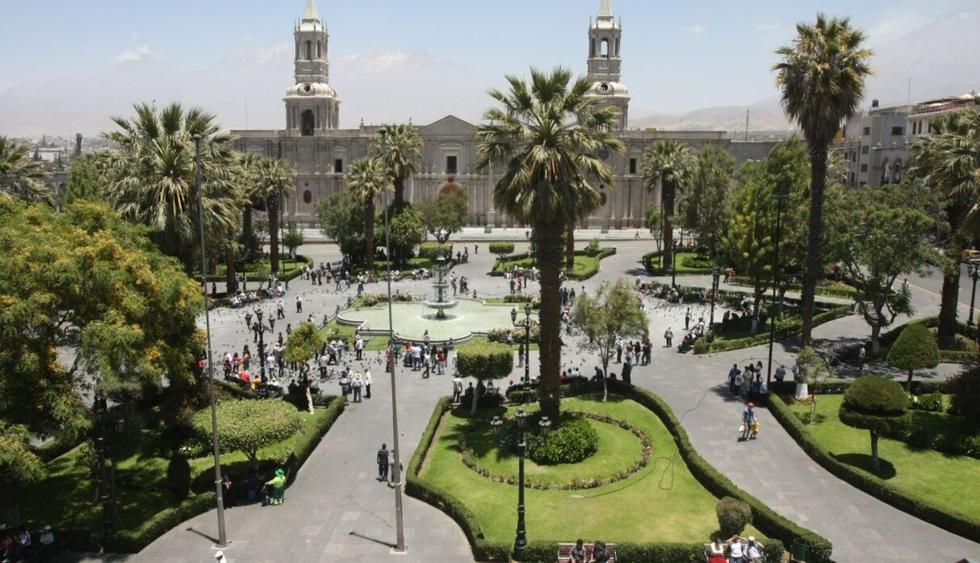 La región cumple 479 años desde su fundación española. (Archivo / El Comercio)