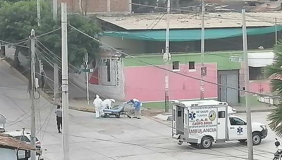 El panorama de la pandemia del coronavirus en Tumbes es preocupante. (Foto: En Contactotv)