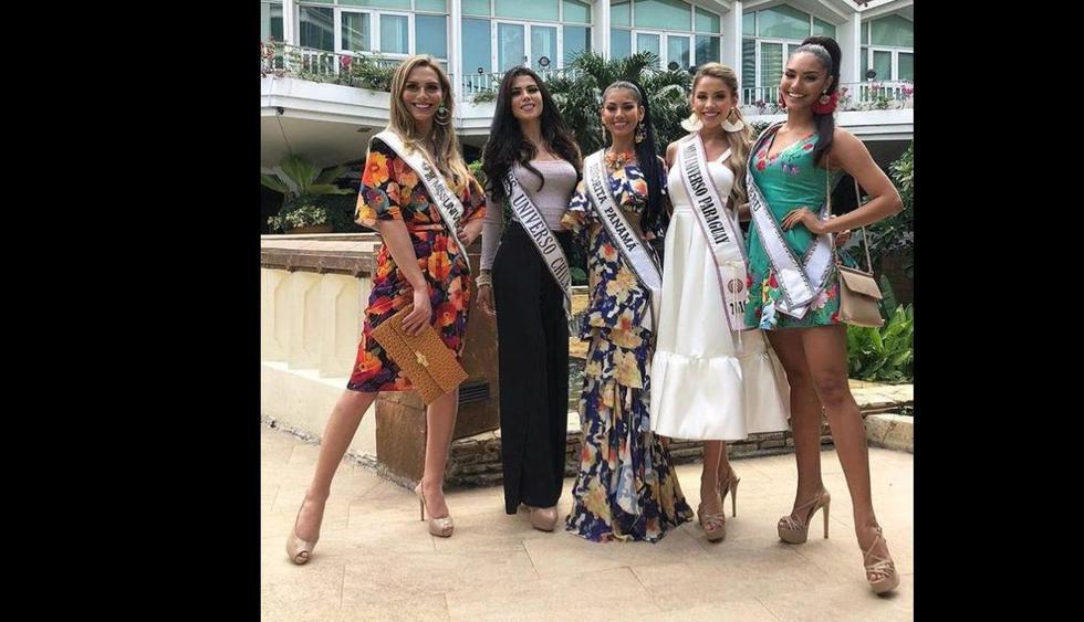Miss España muestra cómo se alimentan las reinas antes del Miss Universo 2018. (Instagram Ángela Ponce)