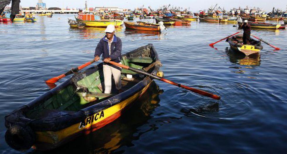 Chile: Embarcaciones peruanas seguirán retenidas hasta que se paguen multas. (EFE)