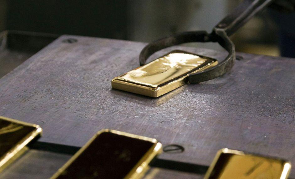Delincuentes roba barras de oro valorizadas en S/.300 mil. (AFP)