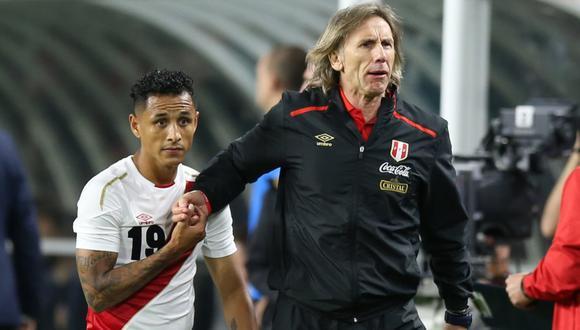 Yoshimar Yotun quiere que el 'Tigre' sea el Tabárez de la selección peruana. (Foto: GEC)