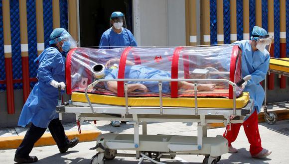 Ascendió número de fallecidos por coronavirus en el Perú. (Reuters/Referencial)
