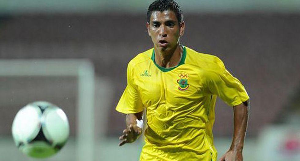 Paolo Hurtado jugó 25'. (Internet)