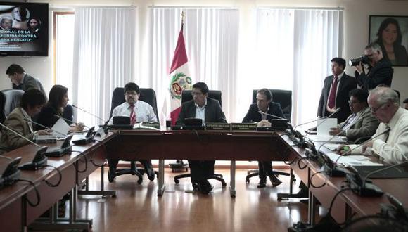 A RENDIR CUENTAS. Comisión Orellana sesiona hoy en Arequipa y recibirá a ex gobernadores regionales. (Nancy Dueñas)
