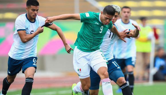 México tiene todo para clasificar ante un complicado Ecuasdor. (Foto Carlos Lezama / Lima 2019)