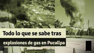 Ucayali: Todo lo que se conoce sobre el incendio en planta envasadora de gas en Pucallpa