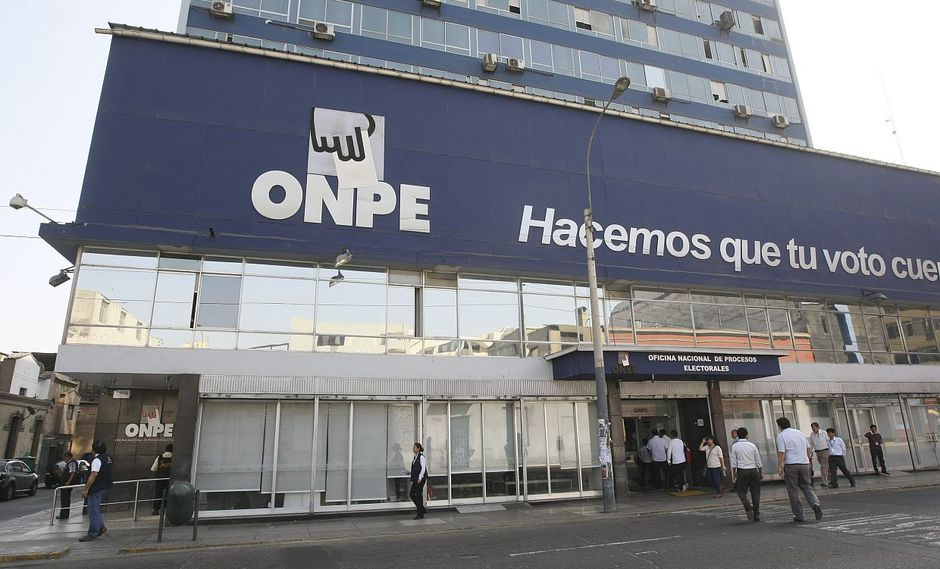La ONPE recordó que hay sanción penal contra quienes usen su logo para desinformar a la población de cara al referéndum. (Foto: GEC)