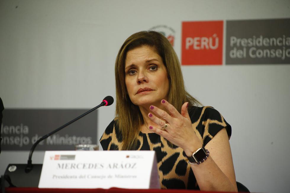 Mercedes Aráoz (Luis Centurión/Perú21)