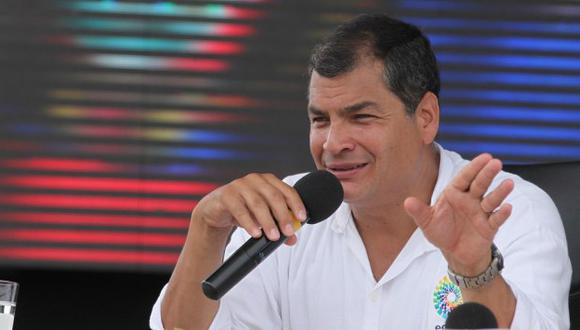 (Foto: flickr.com/presidenciaecuador)