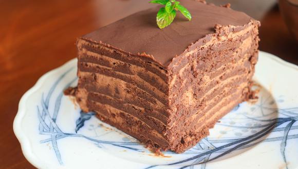 Bernardo La Rosa comparte con nosotros dos postres deliciosos: una torta de chocolate sin harina y unas ricas trufas con menta. Todas hechas a su estilo. (Foto: Bernardo La Rosa)
