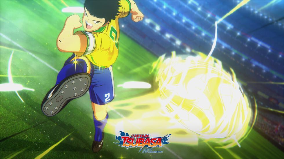 Captain Tsubasa: Rise of New Champions saldrá a la venta el próximo 28 de agosto.