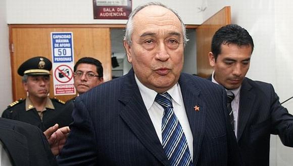 Se quebró juicio oral contra Agustín Mantilla por caso 'Rodrigo Franco'. (USI)
