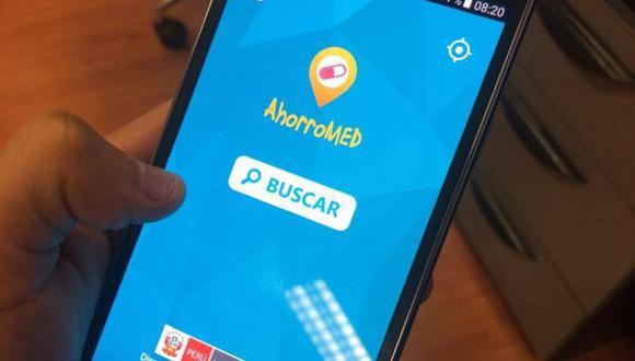 AhorroMED, el aplicativo móvil que brinda información sobre los precios de los medicamentos. (Perú21)