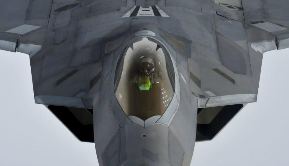 El F-22 Raptor estadounidense entró en servicio en diciembre de 2005. (Foto: Reuters)