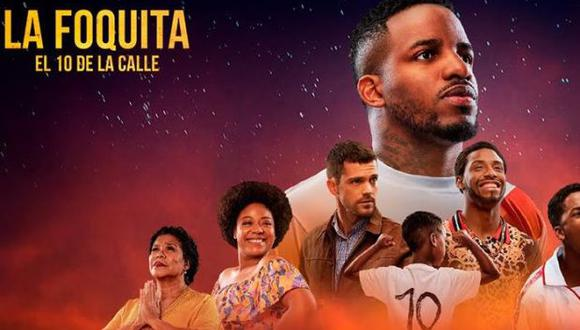 """La Foquita: El 10 de la calle"" en Netflix. (Foto: Lfante Films)"