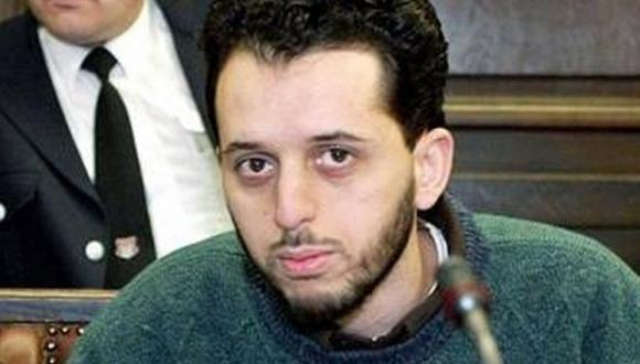 El marroquí fue condenado en 2004 a 15 años de prisión por pertenecer a la organización terrorista Al Qaeda por complicidad en 246 asesinatos. (Foto: AP)