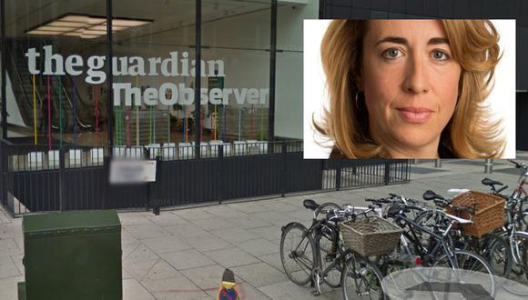 Kath Viner es la nueva directora de The Guardian. (Google Maps)