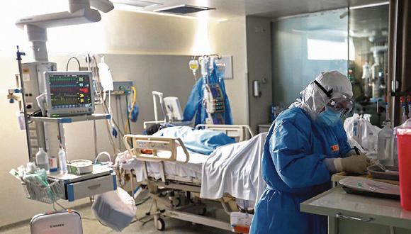 Arequipa: Desde el inicio de la pandemia a la fecha, el hospital Carlos Alberto Seguín Escobedo de EsSalud ha atendido alrededor de 400 menores contagiados de COVID-19 en la región. (Foto GEC)