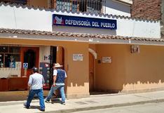 Huánuco: Defensoría atendió 2908 casos de vulneración a los derechos en 2020