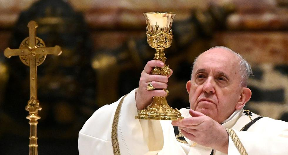 Imagen del papa Francisco. (Vincenzo Pinto/REUTERS/Archivo).