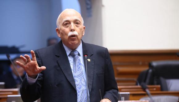El congresista Carlos Tubino indicó que abordarán este tema en su reunión de bancada. (Foto: Congreso)