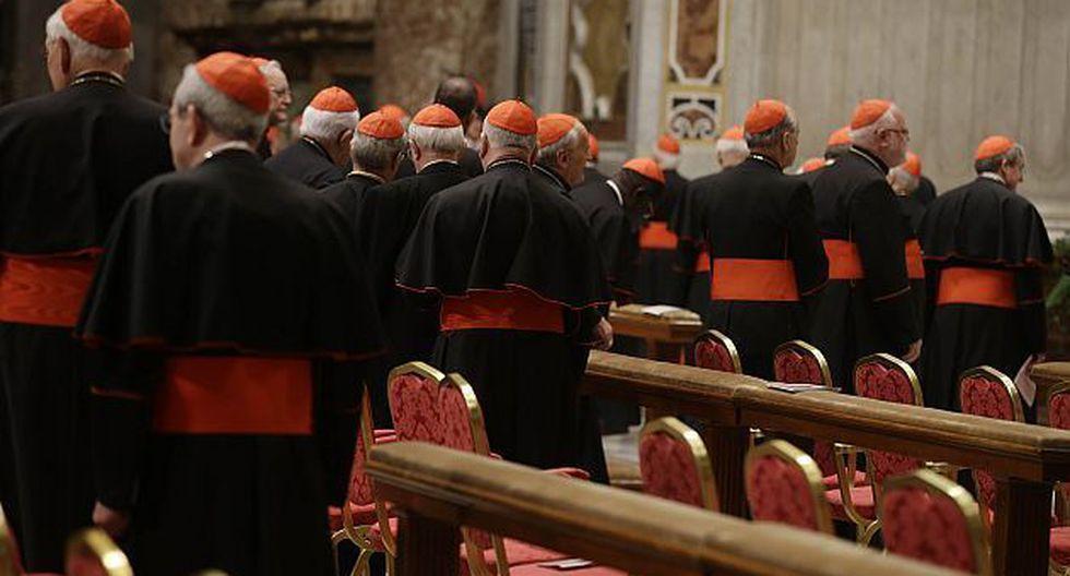 CITA CLAVE. En su última reunión antes del cónclave, cardenales analizaron las finanzas del Vaticano. (AP)