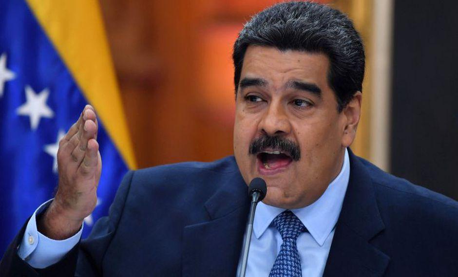 El régimen de Nicolás Maduro recurrió la decisión de la UE en febrero de 2018 al asegurar que se vulneró su derecho a ser oído (Foto: AFP)