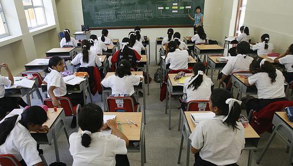 Los reclamos en los colegios privados son recurrentes. (USI)