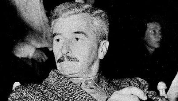 Escritor norteamericano y nobel de Literatura William Faulkner.  (Crédito: Agencia AFP)