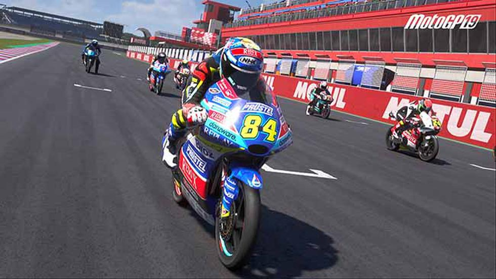 MotoGP19 ya se encuentra disponible en PS4, Xbox One, PC y Nintendo Switch.