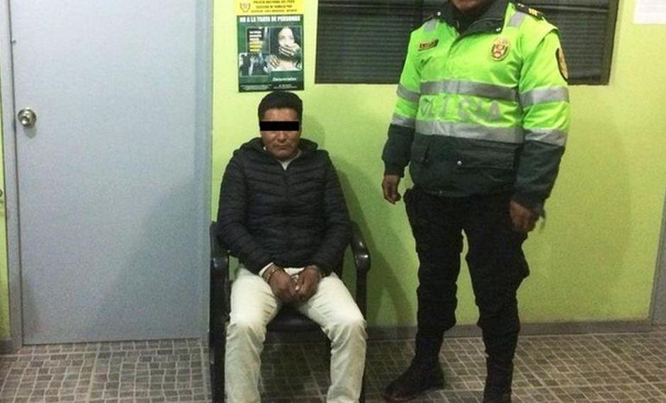 La Policía también realizó operativos en las unidades de transporte interprovincial para detectar si algunos pasajeros tenían requisitoria vigente. (Foto: Difusión)