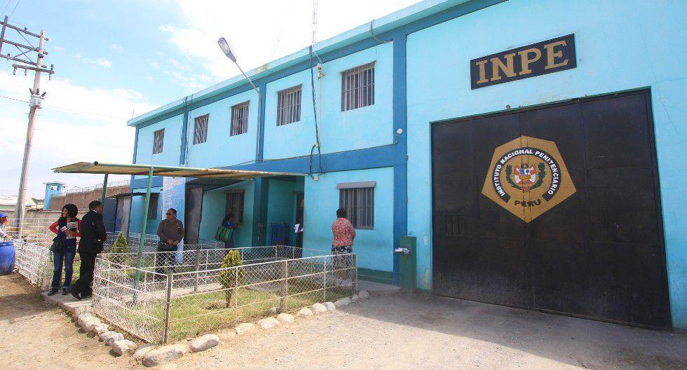 Arequipa: No se recibirán más internos en penales de Arequipa para prevenir propagación del coronavirus. (PNP)
