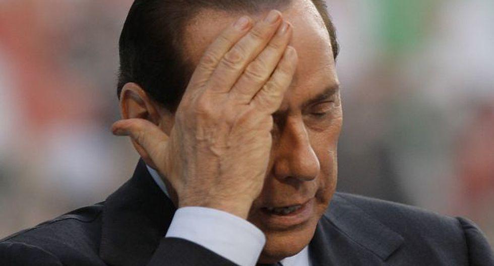 Berlusconi juega sus últimas cartas. (EFE)