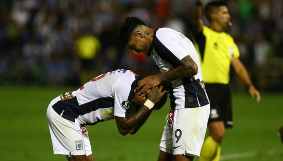 Alianza Lima chocará con Nacional por la Copa Libertadores. (Foto: GEC)