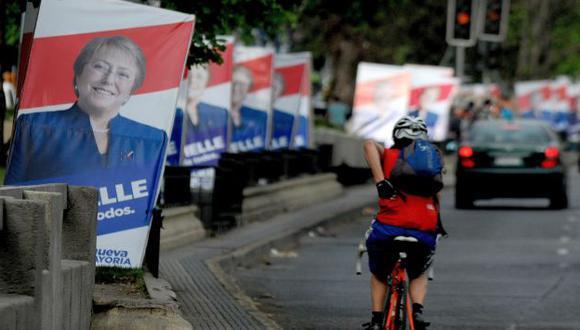 La campaña presidencial en Chile. (EFE)