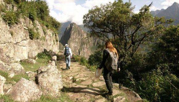 Camino Inca será cerrado en febrero por trabajos de mantenimiento. (USI)
