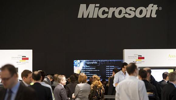 La operación se da en un momento clave para Microsoft. (AFP)