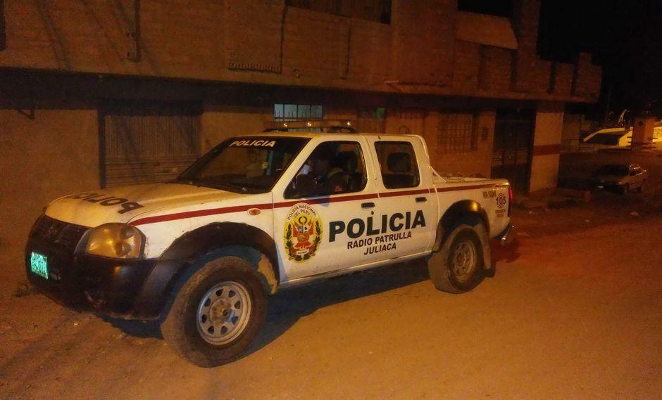 Ola de ataques a mineros en La rinconada, Puno. (USI)