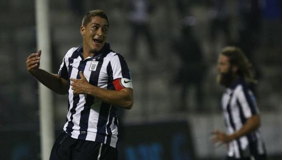 Walter Ibáñez destacó el amor que le tiene a Alianza Lima pese a que es extranjero. (Perú21)