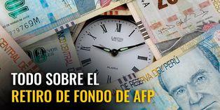 ¿Cuánto dinero puedo retirar de mi fondo de AFP?