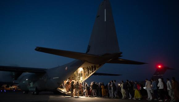 El anuncio se produjo cuando se acerca la fecha límite del 31 de agosto para que Estados Unidos retire sus tropas. (Foto: Etat Major des Armes / AFP)
