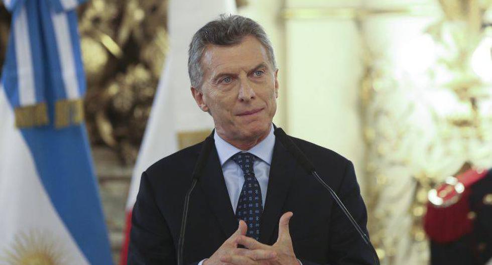La crisis empujó a Macri a restablecer subsidios, congelar precios, imponer restricciones cambiarias y control de capitales. (Foto: EFE)