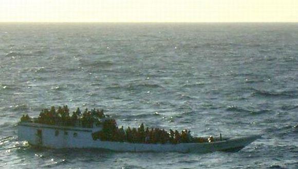 La semana pasada más de 14 personas murieron en un naufragio. (ABC Australia)