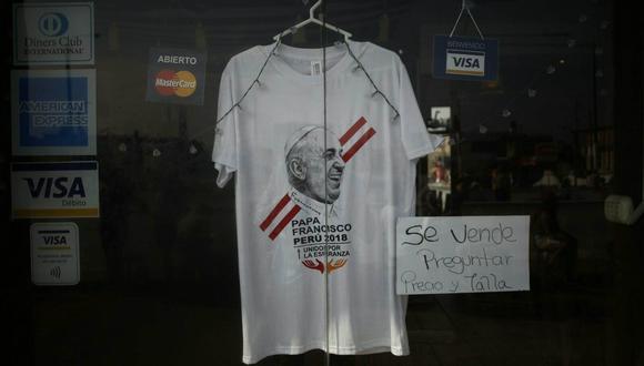 Papa Francisco en Lima: Venden entradas a S/20 a la misa del Sumo Pontífice en Mercado Libre. (RenzoSalazar/Perú21)