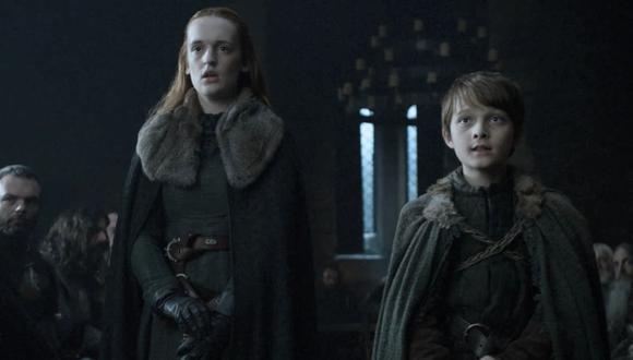 Game of Thrones 8x01: ¿quién es el niño que apareció al final del episodio 1 de la temporada 8? (Foto: HBO)