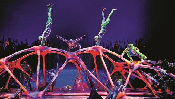 Cirque du Soleil al borde de la quiebra tras despedir al 95% de sus empleados debido a la pandemia
