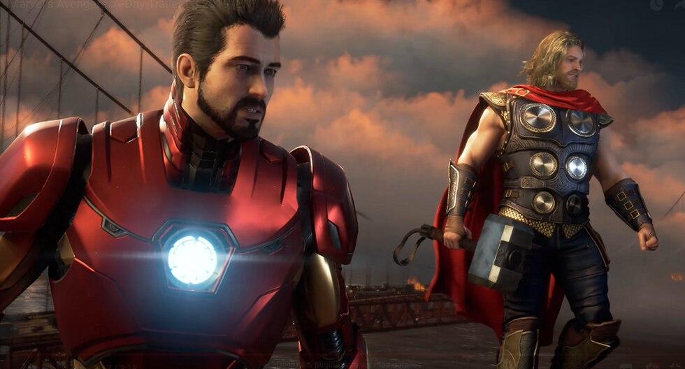 Marvel's Avengers es el nuevo videojuego basado en la popular franquicia de Los Vengadores de Marvel y estará disponible desde 15 de mayo para PS4, Xbox One, PC y Stadia. (Captura de pantalla)