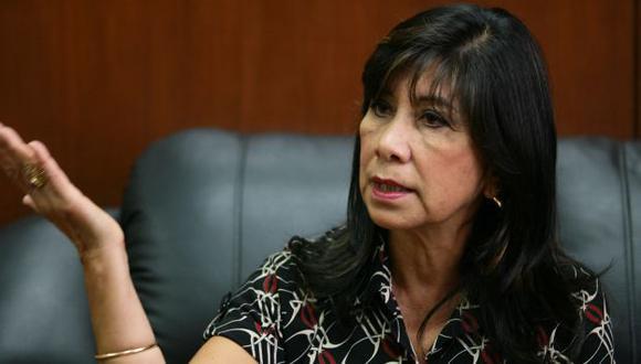 Designación de Martha Chávez fue aprobada con tres votos a favor. (USI)